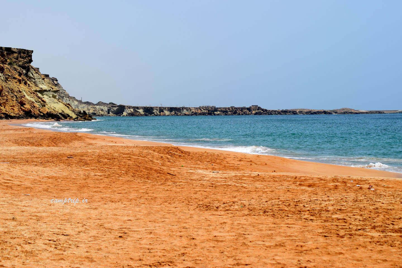 دریای عمان ساحل مکران
